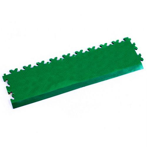 Green Snakeskin - Interlocking Tile Edging